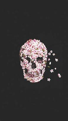 floral skull iphone wallpaper 17 best images about iphone wallpapers on