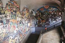 5 ways to see the best diego rivera murals mexico city has