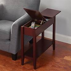 the storage side table this is the slim profile