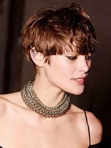 neue kurzhaarfrisuren damen rockige kurzhaarfrisur frisuren kurzhaarfrisuren und