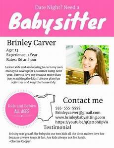 Babysitting Pamphlets How To Get Babysitting Jobs Utlimate Guide