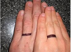 Tribal Tattoos Designs: Wedding Ring Tattoos: The Ultimate