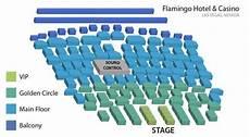 Flamingo Las Vegas Donny And Seating Chart Flamingo Donny Amp Showroom Legends In Concert