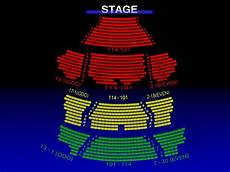 Hudson Theater Seating Chart The Hudson Theatre All Tickets Inc