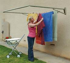 outdoor clothes drying line 6 better energy saving ways to laundry