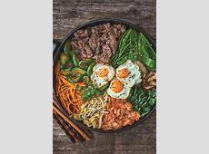 Bibimbap is a fantastic Korean comfort food, packed with