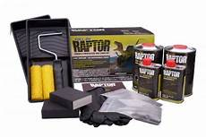 u pol 5010 roll on raptor bed liner kit 2 liters black