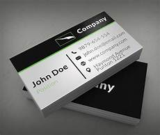 Examples Of Calling Card Free Business Cards Psd Templates Print Ready Design