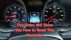 Chevy Malibu Check Engine Light How To Reset Oil Life Chevy Malibu 2013 2016 Oil Change