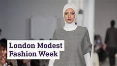 the 2017 modest fashion week