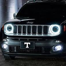 Jeep Renegade Hid Lights Oracle Lighting 174 Jeep Renegade 2017 Color Halo Kit For