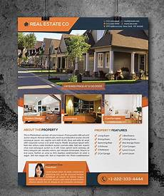 Home Sale Flyer 40 Professional Real Estate Flyer Templates