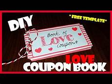 Coupon Book For Boyfriend Template Diy Last Minute S Day Gift Idea Love Coupon