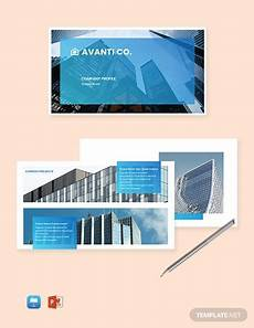 Company Profile Template Microsoft Publisher Instantly Download Construction Project Company Profile