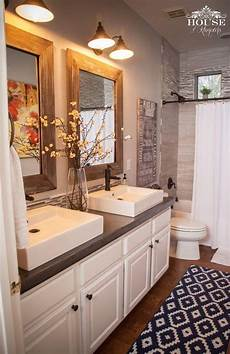 house bathroom ideas 36 best farmhouse bathroom design and decor ideas for 2020