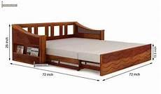 buy thar sofa bed king size honey finish in