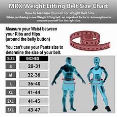Everlast Weight Lifting Belt Size Chart Weight Lifting Belt Gym Heavy Duty Powerlifting Training