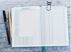 Expenses Journal Setting Up My Business Bullet Journal