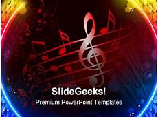 Musical Powerpoints Music Events Powerpoint Templates And Powerpoint