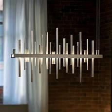 Cityscape Light Fixture Cityscape Led Linear Suspension By Hubbardton Forge
