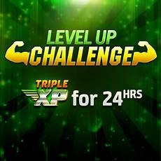 Slotomania Level Up Chart Level Up Challenge Slotomania
