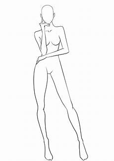 Outline Of A Female Body Template Female Body Drawing Outline At Getdrawings Free Download
