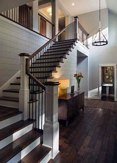 Stair Ideas Top 50 Best Shiplap Wall Ideas Wooden Board Interiors