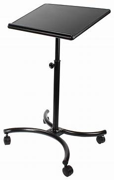 laptop mobile mobile laptop desk height adjustable laptop stand