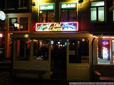 Coffee Shops Amsterdam Red Light District Amsterdam S Red Light District Old Church Quot Coffeeshop Quot