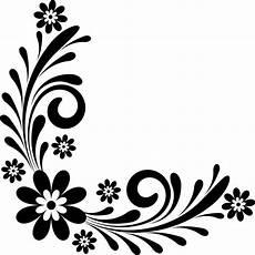 clipart design black and white corner design interioruk2 border