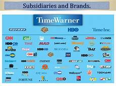 Time Warner Subsidiaries Time Warner Global Market Analysis