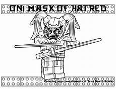 Lego Ninjago Oni Ausmalbilder Ninjago True Bricks