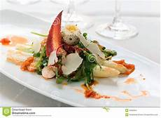 gourmet appetizer stock photo image of health cooked