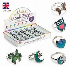 Mood Ring Mood Chart Colour Changing Pretty Mood Ring Change Feelings Emotion