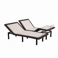 blissful nights m1500 split king adjustable bed frame bnkd