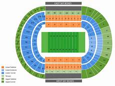 Tennessee Vols Football Seating Chart Neyland Stadium Seating Chart Amp Events In Knoxville Tn