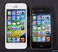 Image result for iPhone 4 vs 5