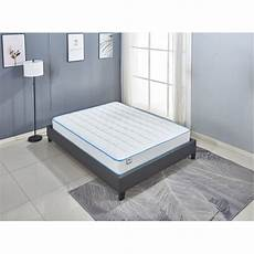 5ft king size grey velvet brando bed 20cm memory