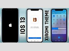 iOS 13 Official themes for All Xiaomi Devices   Tech Rush