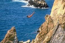 highest cliff dive the 10 highest cliff dives leaping into the unknown