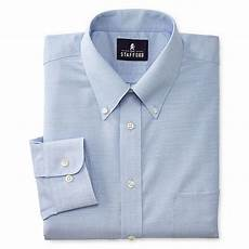 Jcpenney Stafford Shirt Size Chart Stafford Travel Wrinkle Free Oxford Dress Shirtbig Amp