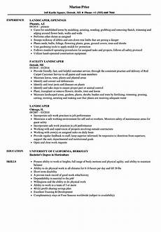 Landscaping Skills Resume Self Employed Lawn Care Resume Tutore Org Master Of