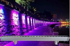 Outdoor Led Wash Lights 6pcs Led Bar With 24pcs 3w Tri Color 3in1 Lamp Led Wall