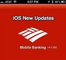 bank of america mobile deposit bank of america updates ios app mobile check deposit and