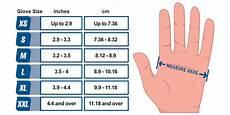 Rubber Glove Size Chart Glove Size Chart Ammex