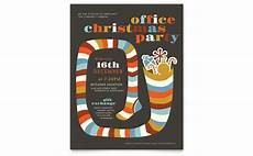 Office Christmas Party Flyer Templates Christmas Party Flyer Template Word Amp Publisher