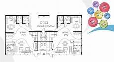 Daycare Design Layout Daycare Floor Plans Floorplan Of Sample Classroom Kids
