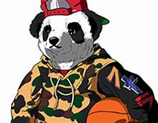 panda supreme wallpaper supreme on behance