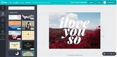 buat desain kartu ucapan pacar romantis secara online canva