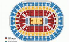 Washington Wizards Seating Chart With Rows Washington Wizards Home Schedule 2019 20 Amp Seating Chart